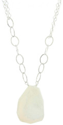 Delhi Necklace- White
