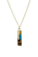 Waterfall Necklace - 1