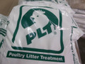 Poultry Litter Treatment