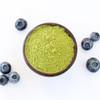 Organic Blueberry Matcha