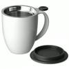 Brew in Mug with Infuser & Lid 16 oz-Mandarin