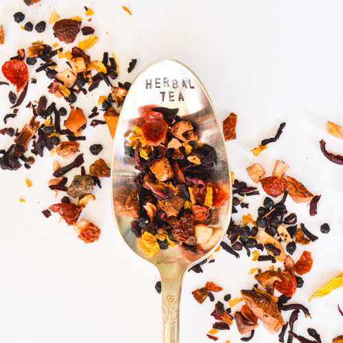 Hill Country Peach Herbal Infusion