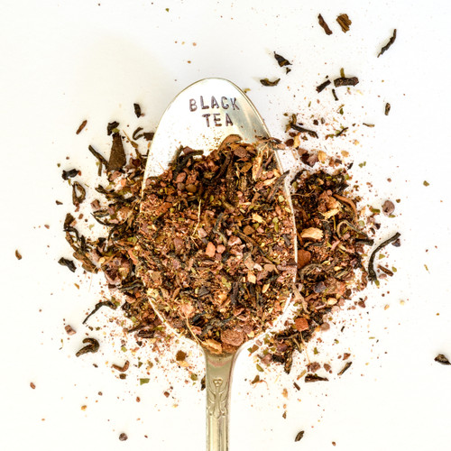 Chocolate Ginger & Bourbon Black Tea