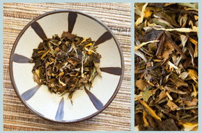 Machu Peach-U White Tea