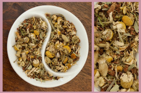 Chamomile Vanilla Bean Herbal Infusion