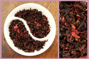 Raspberry Hibiscus Herbal Infusion