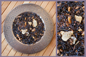 Ginger Darjeeling Peach Black Tea