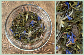 Wild Blueberry Green Tea