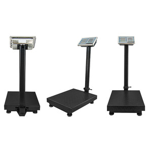 600 LB x .05 Digital Shipping Warehouse Postal Platform Scale