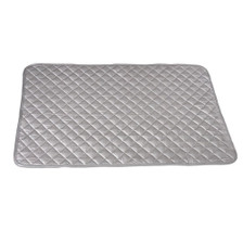 Houseables Magnetic Ironing Mat Laundry Pad Washer Dryer Cover Board Heat Resistant Blanket - Top View