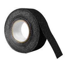 "2"" x 60' Black Roll Safety Non Skid Tape Anti Slip Tape Sticker Grip Safe Grit Actual Size"