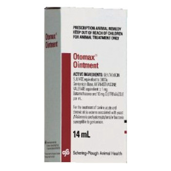 Otomax For Dogs Eyes