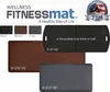 """FitnessMat (6' x  2.5' x 5/8"""")"""