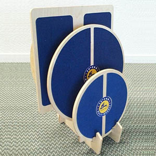 Exertools Professional Wobble / Rocker Balance Board Package
