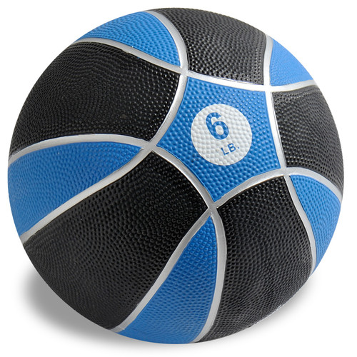 Exertools 6 pound Hard Shell Exball