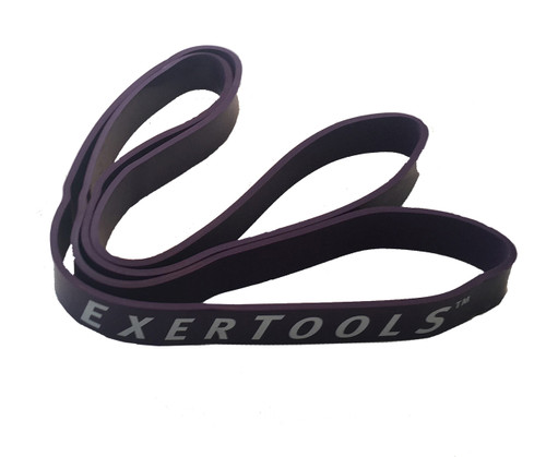Exertools ExerPower Bands - Light Resistance - Purple