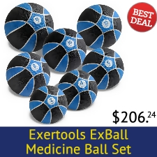 Exball Medicine Ball Set