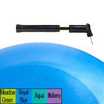 Exertools DynaDisc Pkg (incl Hand Pump) - Royal Blue