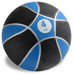 Exertools 4 pound Hard Shell Exball