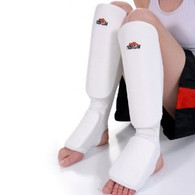 Tiger Claw Cloth Shin and Instep Guard