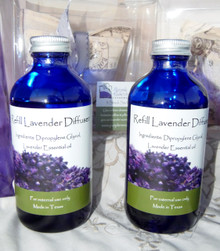 Lavender Diffuser Refill (sold separately)