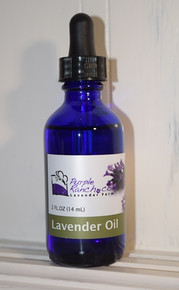 Lavender Essential Oil 2oz