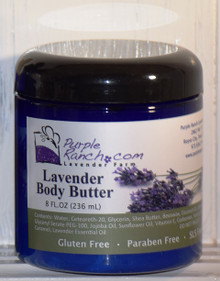 Lavender Body Butter Small