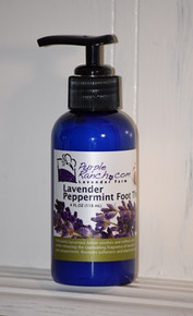 Lavender Peppermint Foot Therapy (4 oz.)