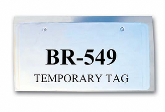 Temp Tag Heavy Duty Protectors