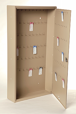Key Control Cabinets X-Large Heavy Duty Automotive Design Key Cabinet