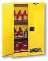 Industrial Safety Cabinets Standard Door (45 Gallons)