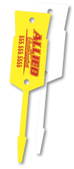 Large Self Lock Key Tags