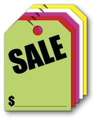 Mirror Hang Tags (Jumbo) SALE