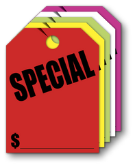Mirror Hang Tags (Jumbo) SPECIAL