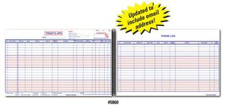 UPS Log Book