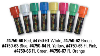 Windshield Markers   Wide Tip Paint Markers