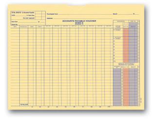 Accounts Payable Voucher Envelopes