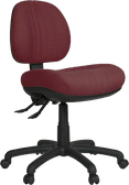 Sahara Typist Chair - Medium Back