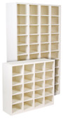 Built Strong Pigeon Hole Units - From $349.00