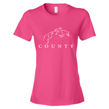 HUNTER JUMPER  T SHIRT - Women's short sleeve t-shirt - Form Fitting