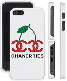 CHANERRES IPHONE 5/5S CASE