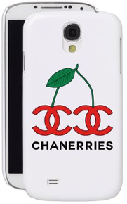 CHANERRIES SAMSUNG S4 PHONE CASE