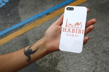 HABIBI DUBAI iPHONE 5 CASE