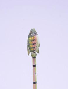 Deep Sea Fish Hand Made Pencil
