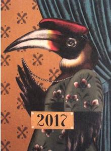 Hornbill Pocket Calendar