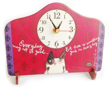 Everyday Desk Clock