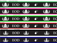 EOD Dog Lead