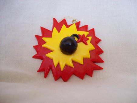 EOD Bomb Ornament