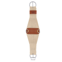 Natural Blend 27 Strand Roper Smart Cinch® with New and Improved Roll Snug® Cinch Buckle by Weaver