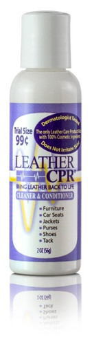 Leather CPR 2 Oz